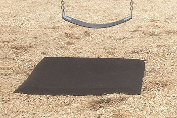 Swing/Slide Wear Mat