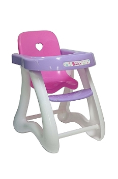 High Chair, Fits up to 16