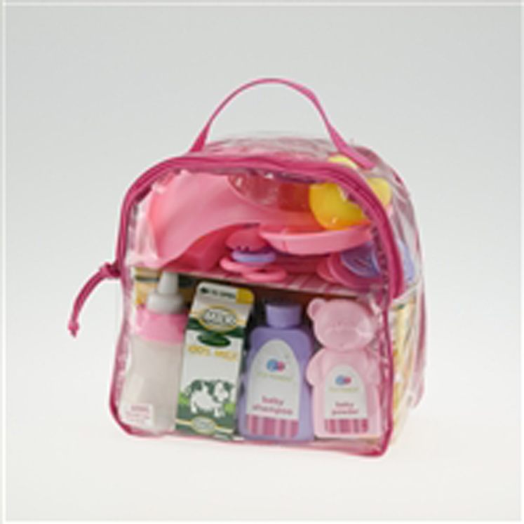 Doll Accessory Back Pack - 20 Pieces