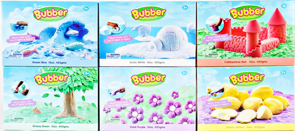 Bubber 21 oz. Big Box
