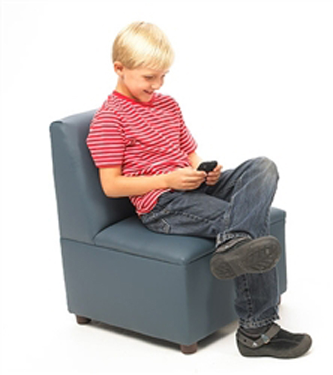 Just Like Home School Age Modern Casual Chair