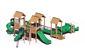 Sherpa Play Structure