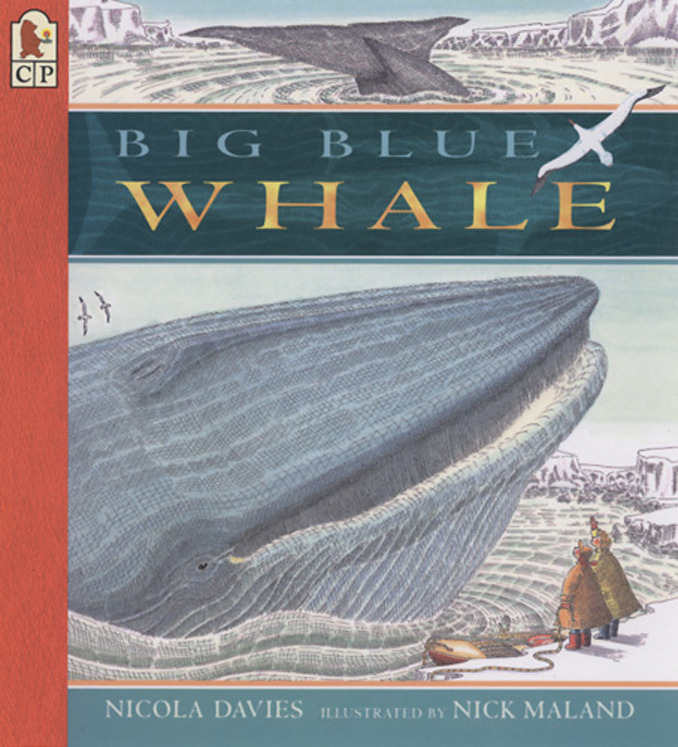 Big Blue Whale - Big Book