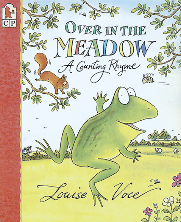 Over in the Meadow - Big Book