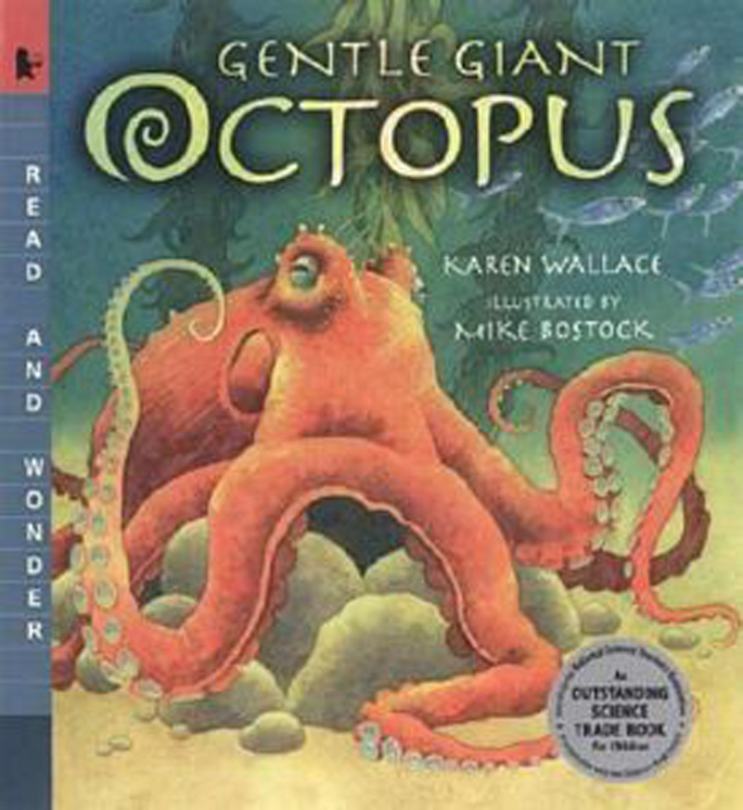 Gentle Giant Octopus