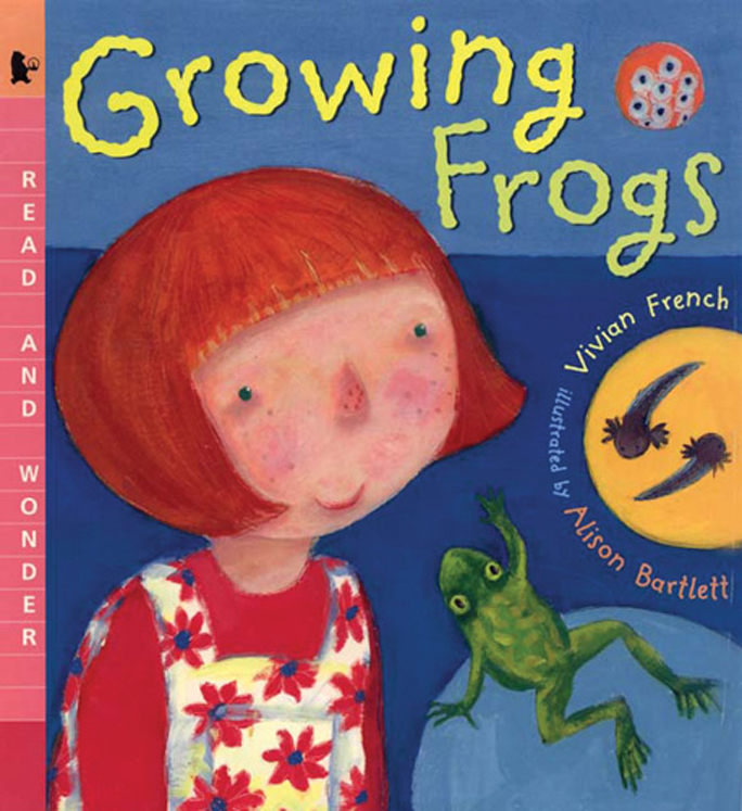 Growing Frogs - Big Book