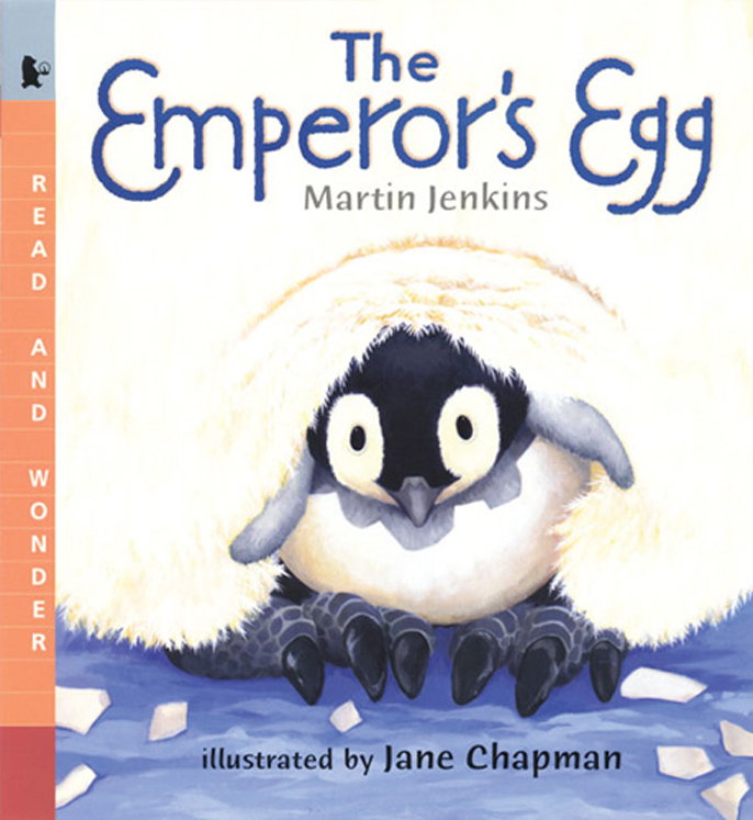 The Emperor's Egg - Big Book