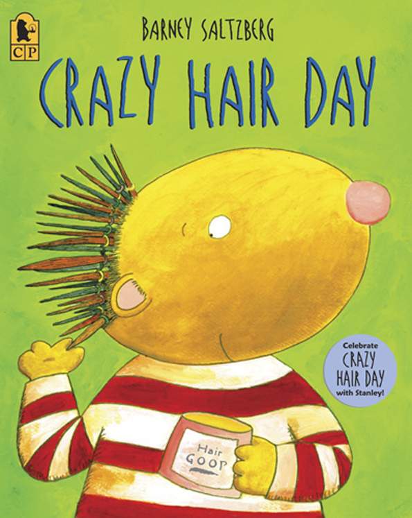 Crazy Hair Day - Big Book
