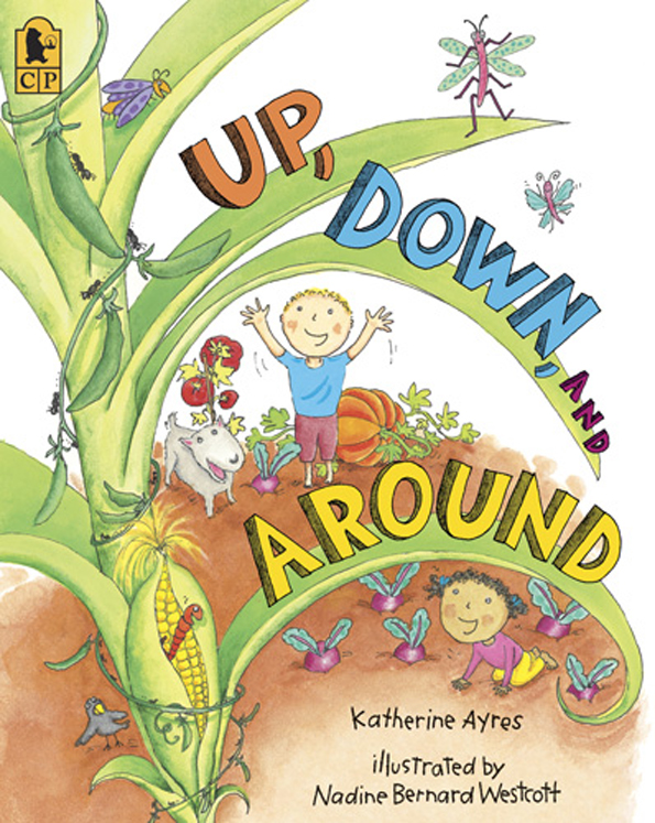 Up, Down, and Around - Big Book