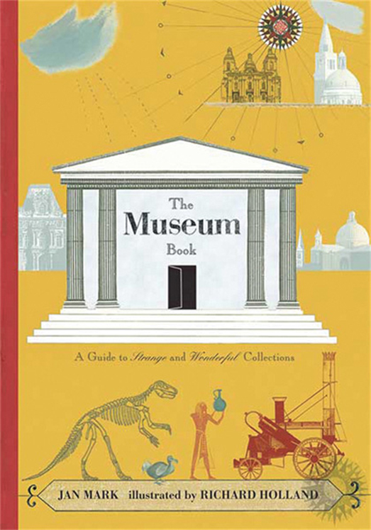 The Museum Book - Hard Cover or Paperback Available