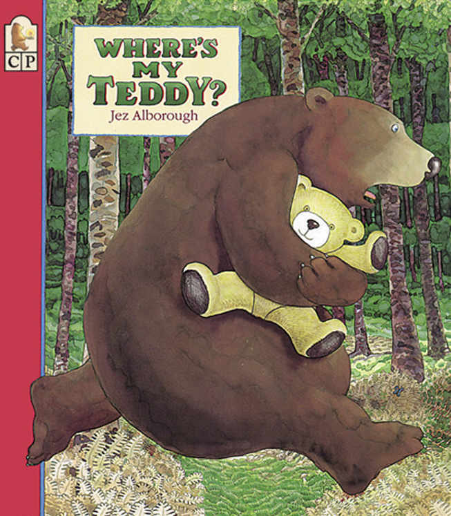 Where's My Teddy? - Big Book