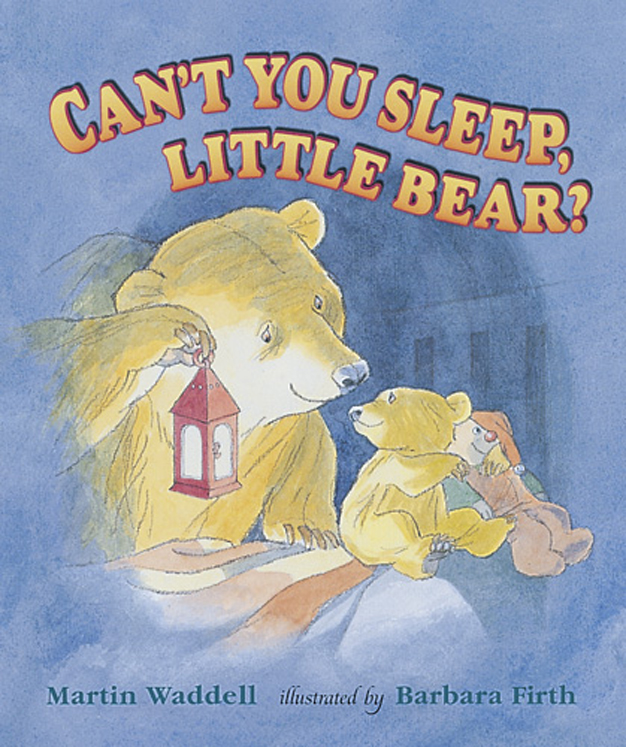 Can't You Sleep, Little Bear? - Big Book