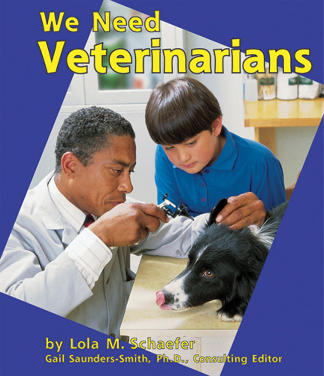 We Need Veterinarians