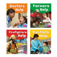 Our Community Helpers - 10 Book Set