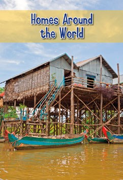 Homes Around the World - Big Book