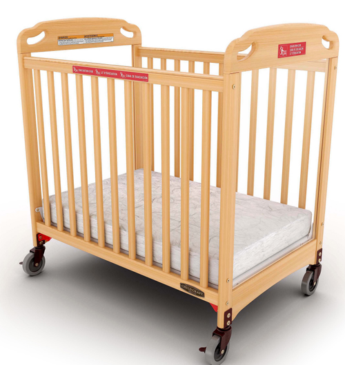 Safe Haven, Child Craft Professional Evacuation crib