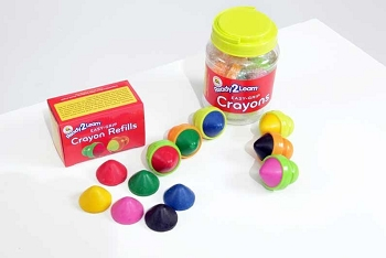Easy Grip Crayon Refills