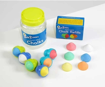 Easy Grip Chalk Refills