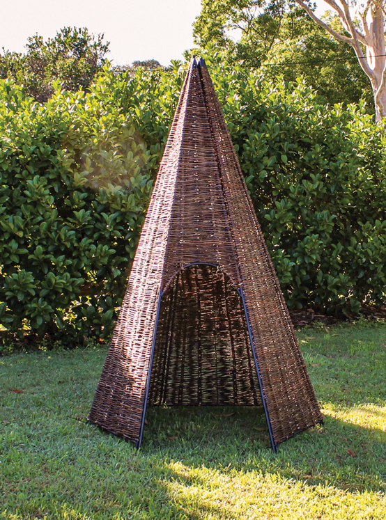 Willow Teepee, 6'6