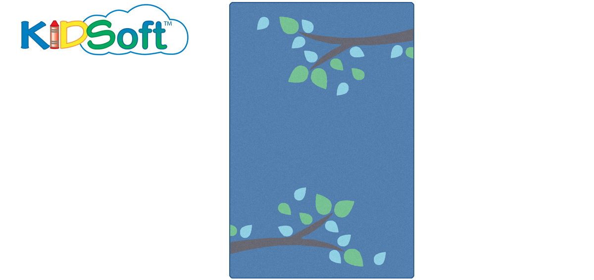 Branching Out - Available in Blue, Green and Tan