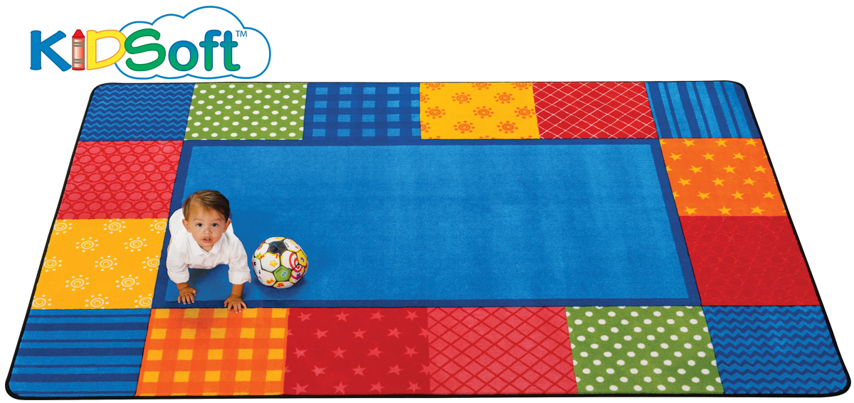 Pattern Blocks  Primary | 4' x 6' | 6' x 9' | 8' x 12'