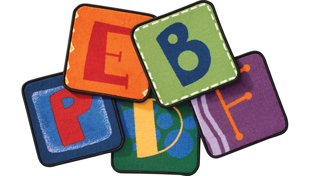 Toddler Alphabet Blocks Kit