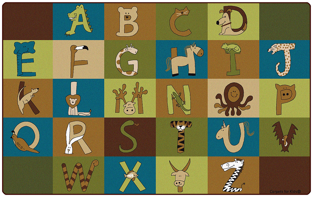 A to Z Animals - Nature