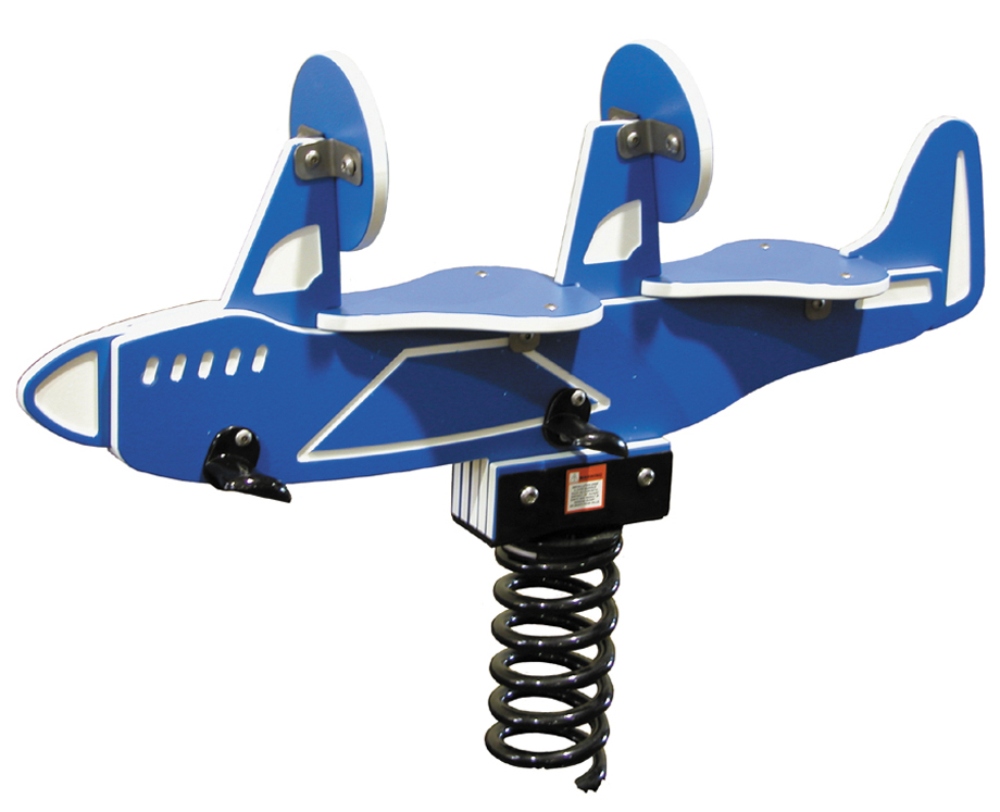Spring Rider Double Seat-Airplane