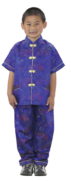 Multicultural Costume, Chinese Boy