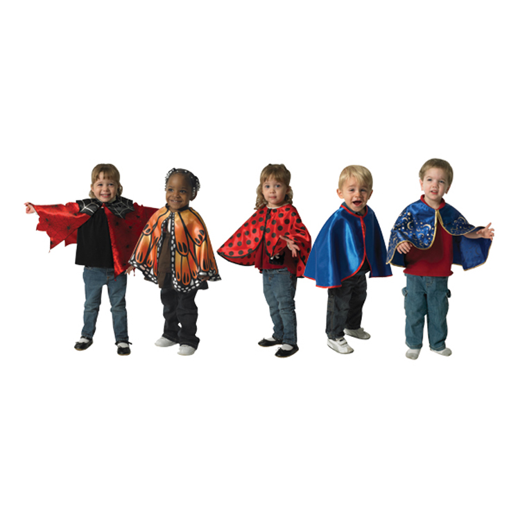 Capes - Set of 5