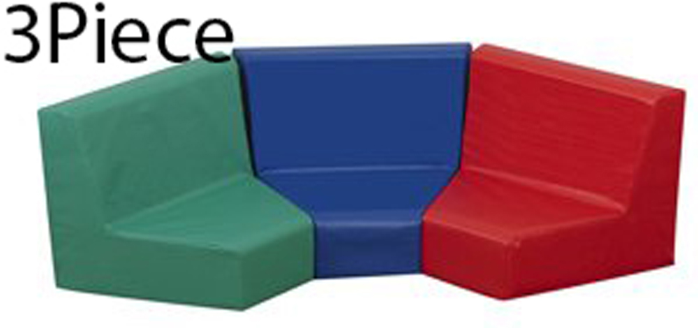 Modular Seating Groups - 3 Options Available