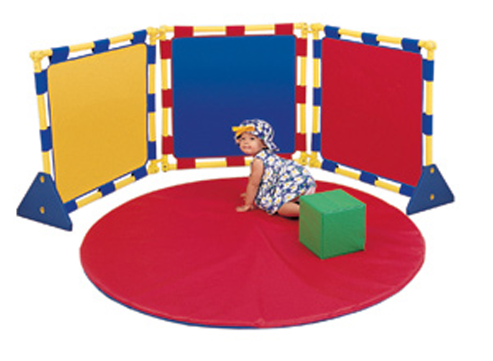 3 Square - PlayPanel Set