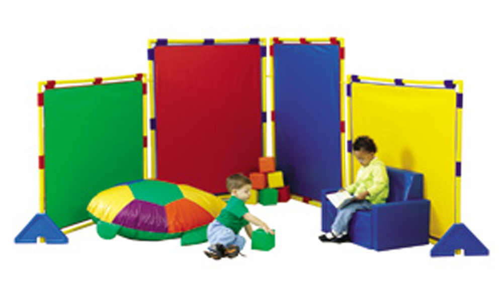 Big Screens Rainbow - PlayPanel Set