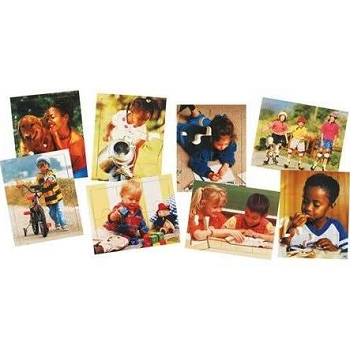 Child's World Developmental Wooden Puzzles - Set of 8