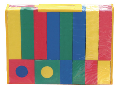 WonderFoam Blocks - 40-Piece Set