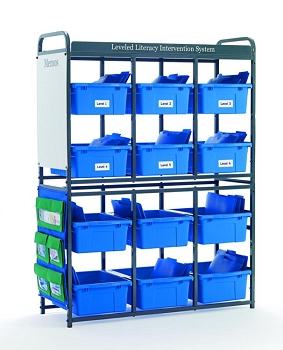 Leveled Literacy Systems - Lesson Storage Organizer