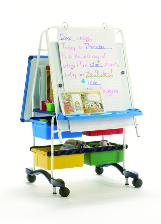 Royal Reading-Writing Center with Standard Tub Pack