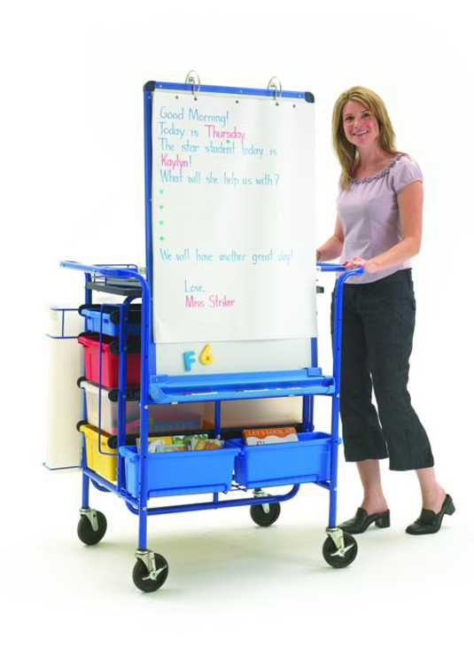 Teach n' Go Cart - Premium Unit