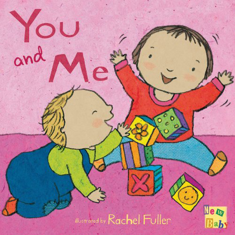 You and Me! - Board Book