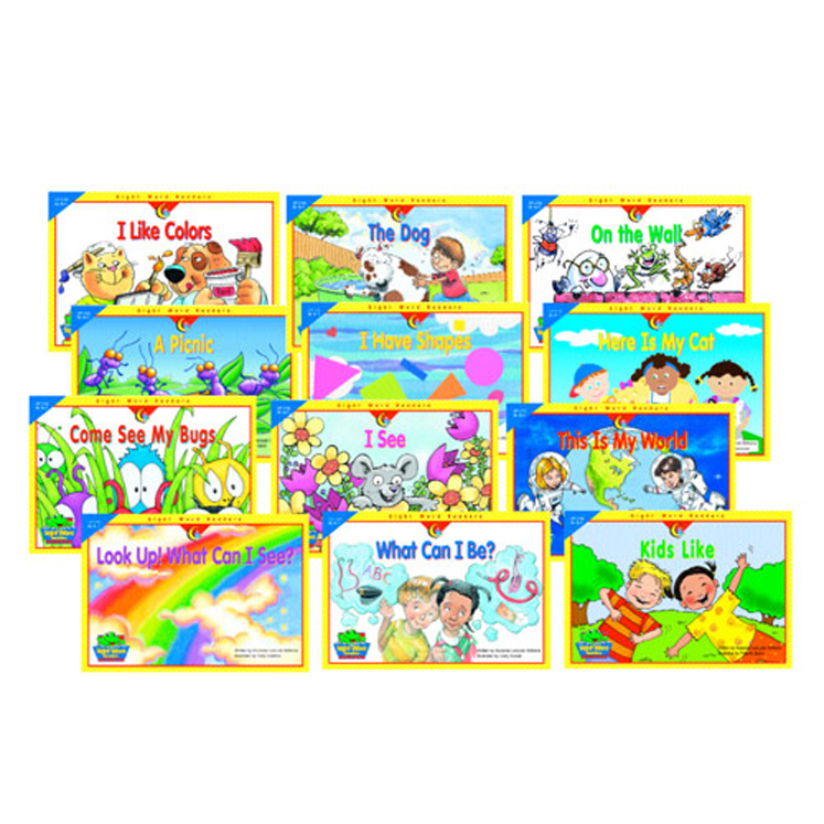 Sight Word Readers: Grades K-1 Variety Pack - Set of 12