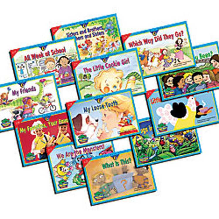 Sight Word Readers Variety Pack - Set of 12: Grades 1-2
