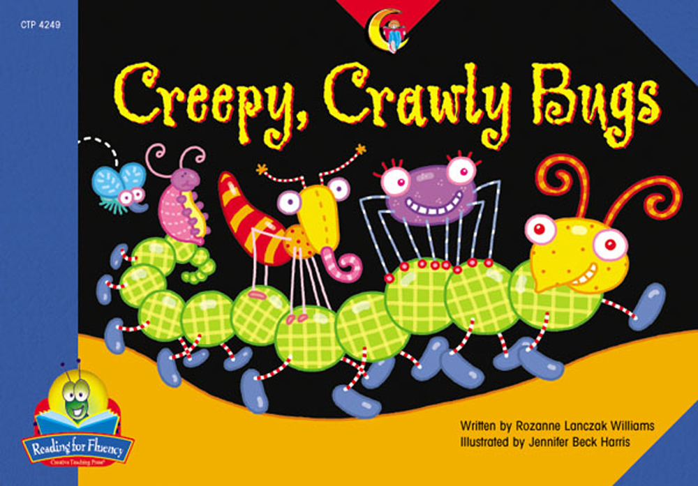 Creepy, Crawly Bugs