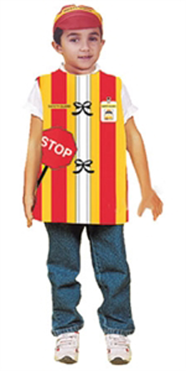 Safety Guard Costume