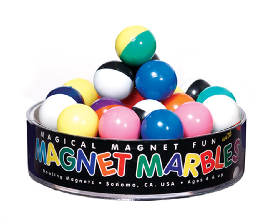 Magnet Marbles - 20 Pieces