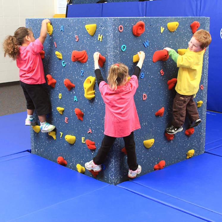 Wee Kidz Tyke Tower, Preschool 4-Sided Horizontal Indoor Climber