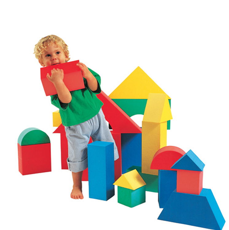 Giant Blocks - 32-Piece Set