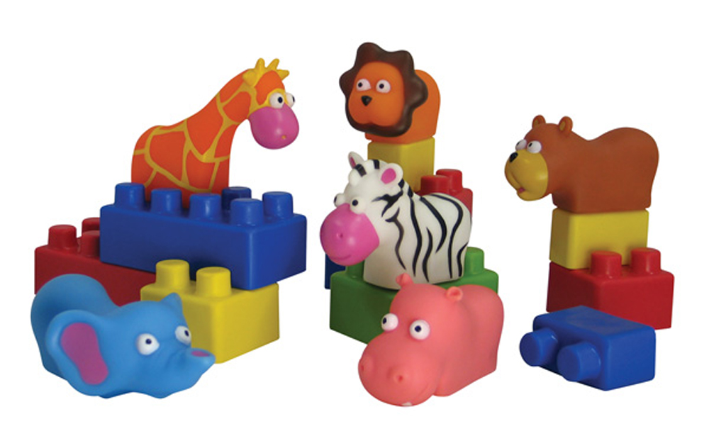 Mini EduAnimals - 28 Pieces