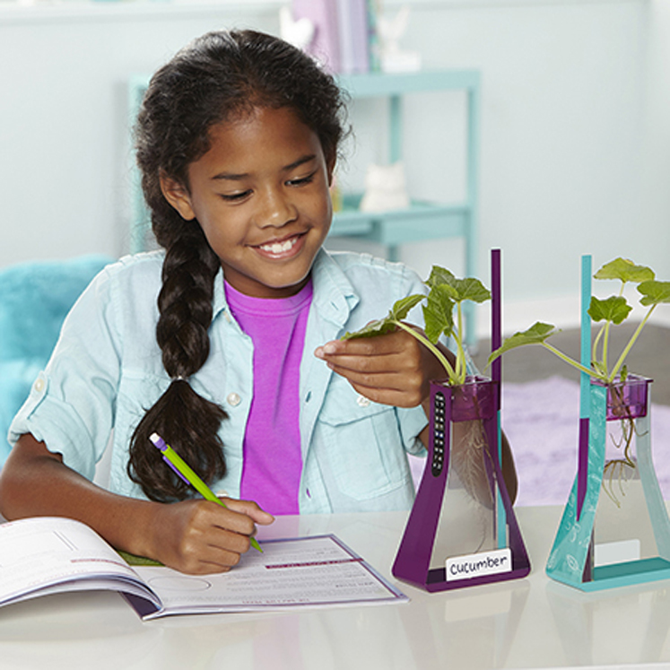 Nancy B's Science Club  Way to Grow Hydroponics Kit & Gardening Diary