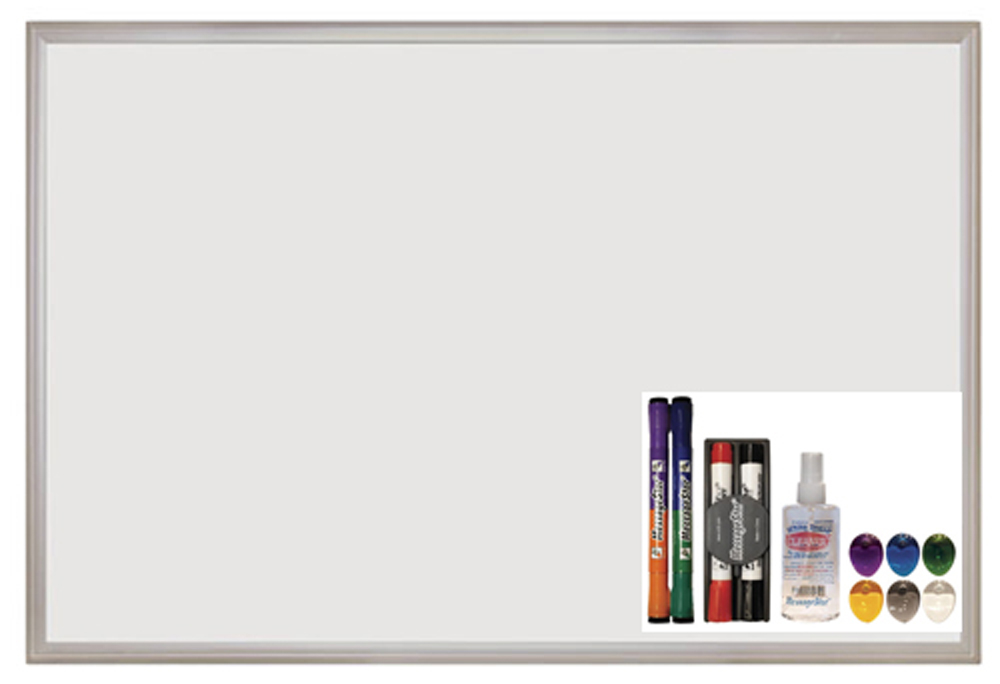 MessageStor Magnetic Dry-Erase Set