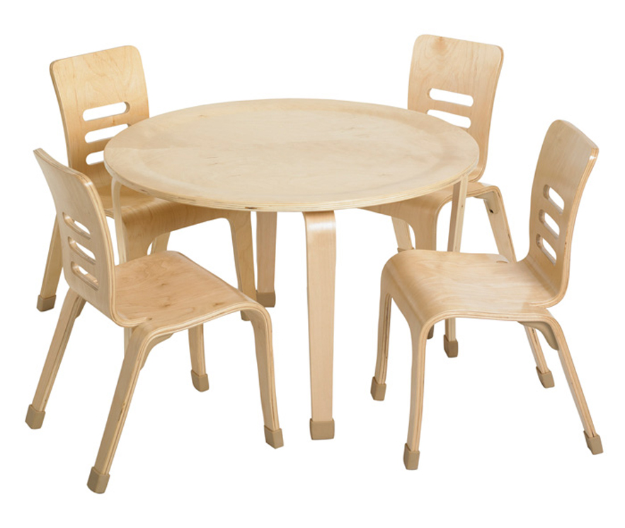 Bentwood Table - Round